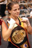 New Boxer On Scene Looking To Make Her Pro Debut